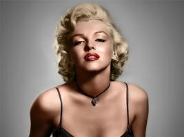 Marilyn Monroe In Color 24x36 Inch High Gloss Poster - $18.99
