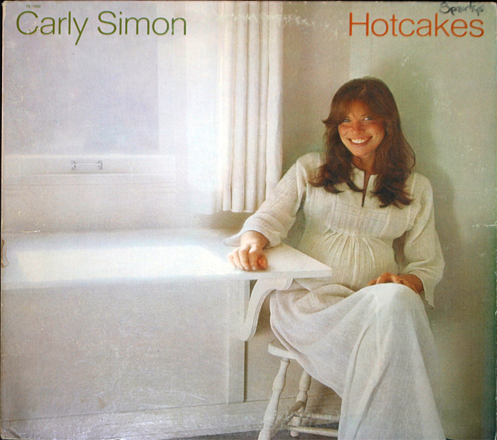 Carly simon  hotcakes  cover
