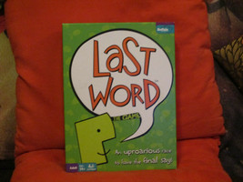 Last Word the Game - $19.75
