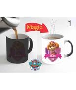 Skye Paw Patrol Kids Tv Show Magic Mug Coffee Mug Color Change 11 Oz for... - $15.83