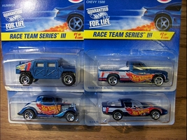 Hot Wheels Race Team Series III - $11.95