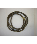 Flexible Lubrication Steel Hose M4x2000 - $48.00