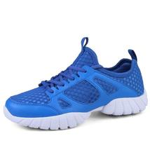 Breathable Brands Trainers New Men Summer Lace Shoes Sport Running 2017 Up Mesh TqUYwzB