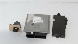 08-10 BMW 328i 528i DME ECU EWS Key Immobilizer Ignition Set - Auto Trans image 1