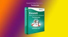 EASEUS DATA RECOVERY WIZARD 12.8 TECHNICIAN + SERIAL KEY LIFE TIME ACTIV... - $29.99
