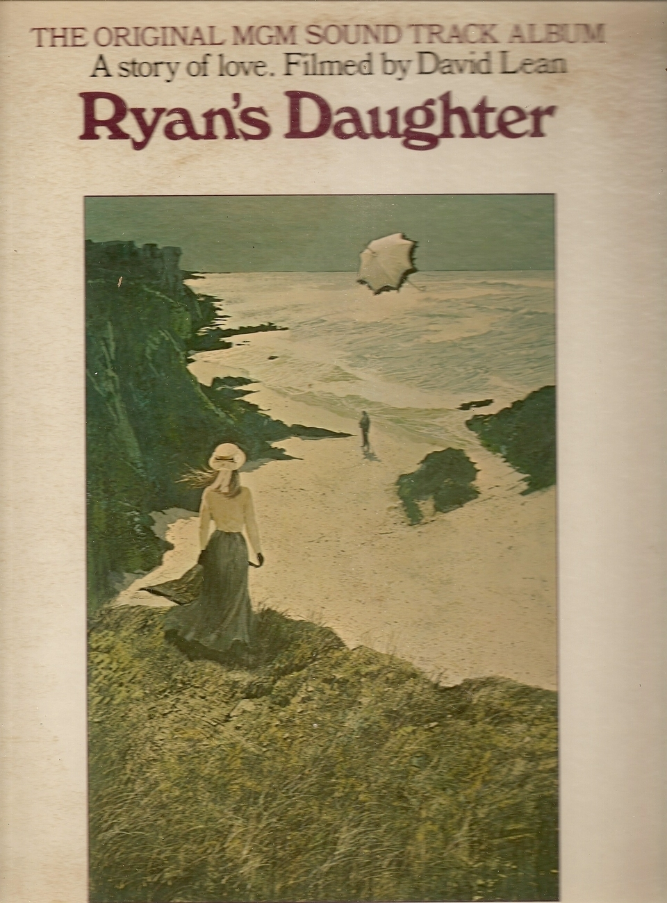 LP--Ryan's Daughter Original Soundtrack