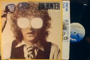 Ian Hunter - You're Never Alone With A Schizophrenic - Chrysalis CHR 1214