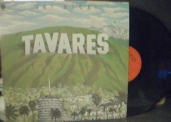 Tavares - Sky High - Capitol Records ST 11533
