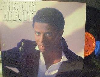 Gregory Abbott - Shake You Down - Columbia Records FC 40437