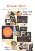 Robert Rauschenberg-The Silkscreen Paintings 1962-1964-Poster - $140.25