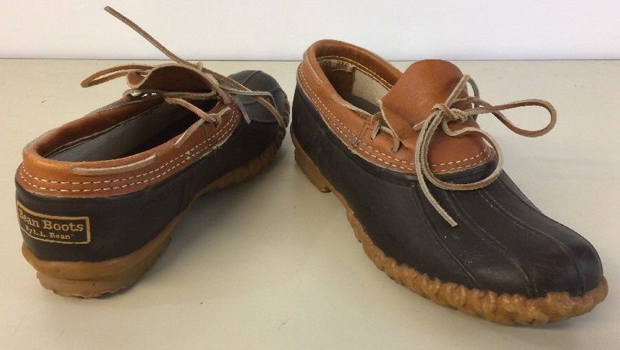 930b8659f45 LL Bean Duck Boots Low Shoes Men 10 Women 11 and 50 similar items