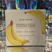 NIB Glow Recipe BANANA SOUFFLE moisture cream 50mL Perfect For Sensitive Skin