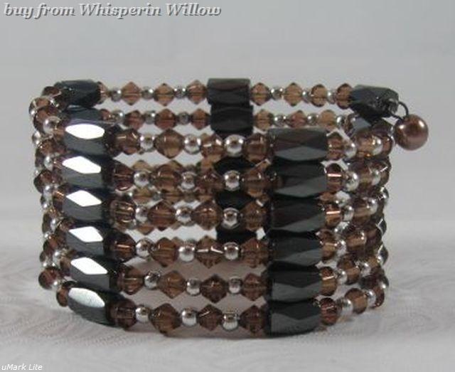 Brown crystal 1 4