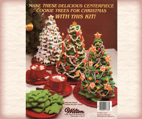 ... Wilton Christmas Cookie Tree Kit ...