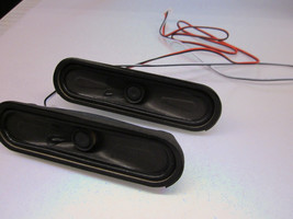 "RCA 32"" RTC328 8 Ohms 10 Watts ESE 1712 Speakers with mounts and wiring harness - $11.30"