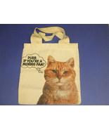 Morris The Cat Bag - $5.00