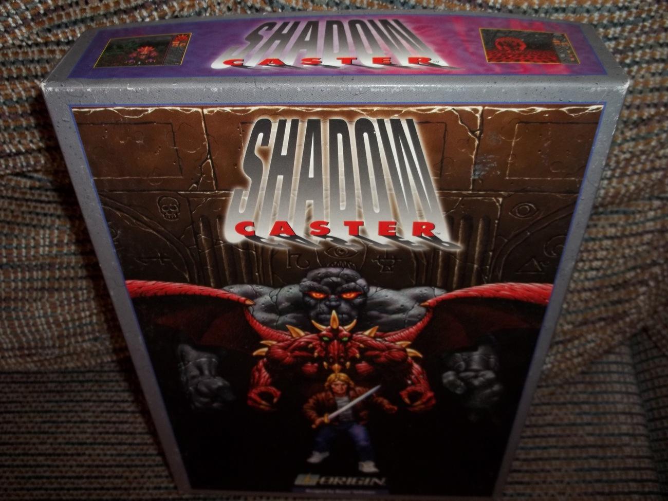 Origin Shadow Caster for PC 3.5