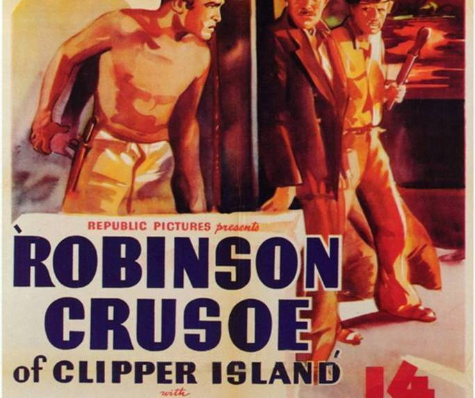 Robinson Crusoe of Clipper Island, 14 Chapter serial, 1936