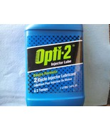 30112, Opti-2, Single 34 Oz Enviro 2-Cycle Injector Semi-Synthetic Lubri... - $8.29