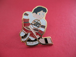 Winnipeg Jets NHL Hockey Player Jersey Souvenir Lapel Pin - $7.99