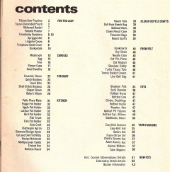 McCalls Handcrafts Budget Gifts Volume II 1976
