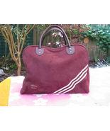 "Vintage Adidas Titan athletic bowling bag ""as-is"" - $40.00"