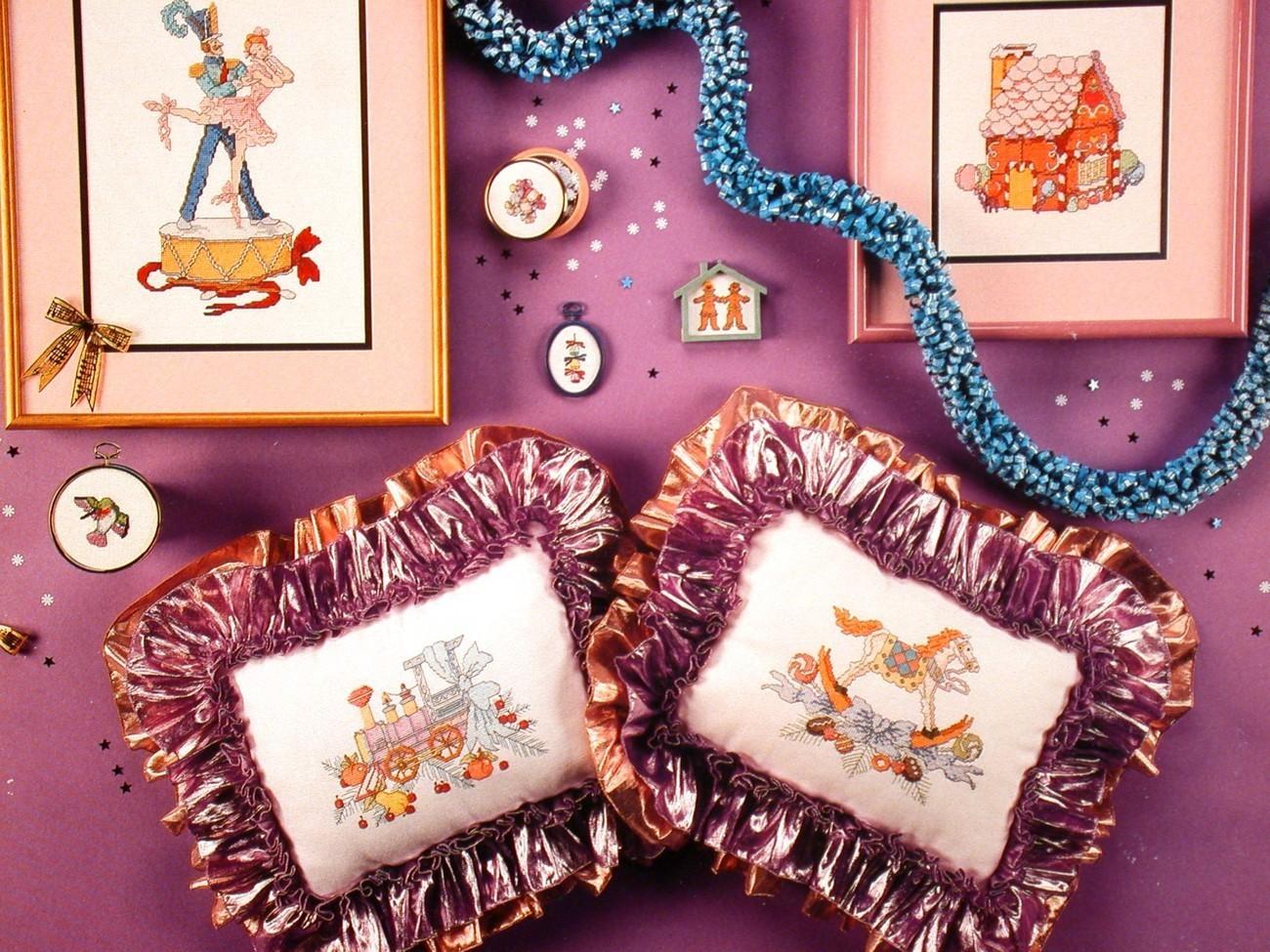 Sugar Street Christmas Vol II Cross Stitch Patterns