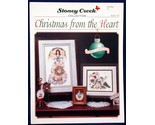 Cross stitch christmas from the heart thumb155 crop