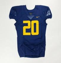 Nike Vapor Pro Football Jersey Men's Large Navy Blue Yellow AO4794-419 $175 - $24.74