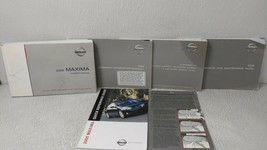 2005 Nissan Maxima Owners Manual 98489 - $48.39