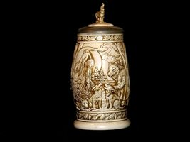 1997 Wolf Stein with lid AB 241 Vintage image 7