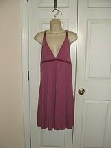 NEW Alfani  PLUM Chemise Nightgown MEDIUM - $18.80
