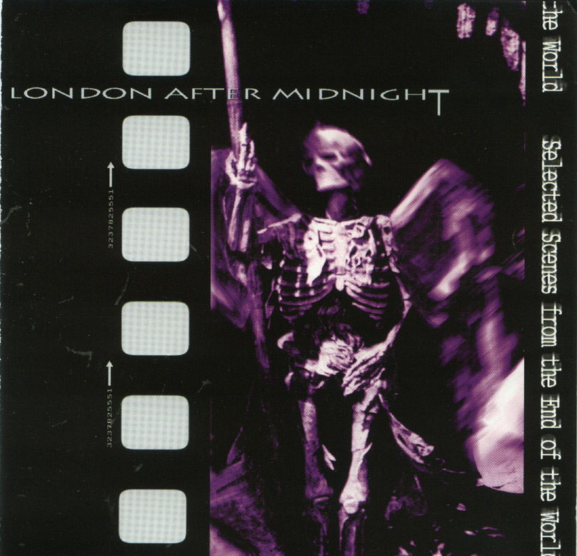London After Midnight - Selected Scenes 1st CD  Goth