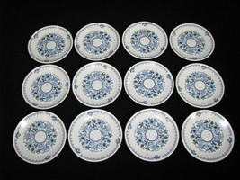 Set of 12 Noritake Blue Moon (9022) Bread/Desert Plates -- Vintage Piece... - $69.99