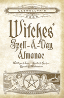 Primary image for Llewellyn's 2009 Witches' Spell-A-Day Almanac
