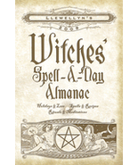 Llewellyn's 2009 Witches' Spell-A-Day Almanac  - $7.99