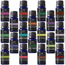 Radha Beauty Aromatherapy 18 Essential Oils Set For Gift - $39.91