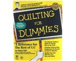Book quilting for dummies thumb155 crop