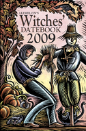Llewellyn's 2009 Witches' Datebook new It's Here