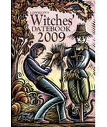 Llewellyn's 2009 Witches' Datebook new It's Here - $5.50