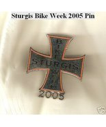"STURGIS BIKE WEEK CROSS PIN ""BRAND NEW"" BEST DEAL - $3.00"