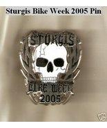 "STURGIS BIKE WEEK SKULL PIN COLLECTORS ""BRAND NEW"" - $4.00"