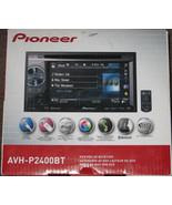 Pioneer AVH-P2400BT Plus Speakers !!! - $399.99
