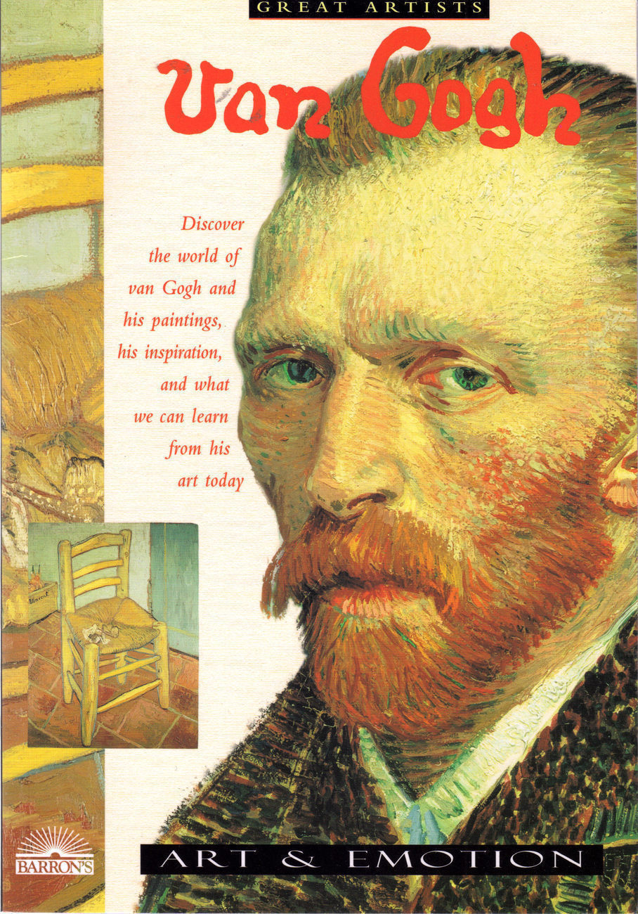 Van gogh art   emotion