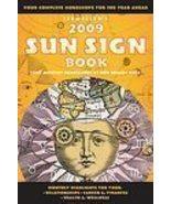 2009 Sun Sign Book by Kris Brandt Riske Book  - $7.95