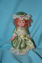 """Porcelain Ceramic 5"""" Doll - $8.95"""