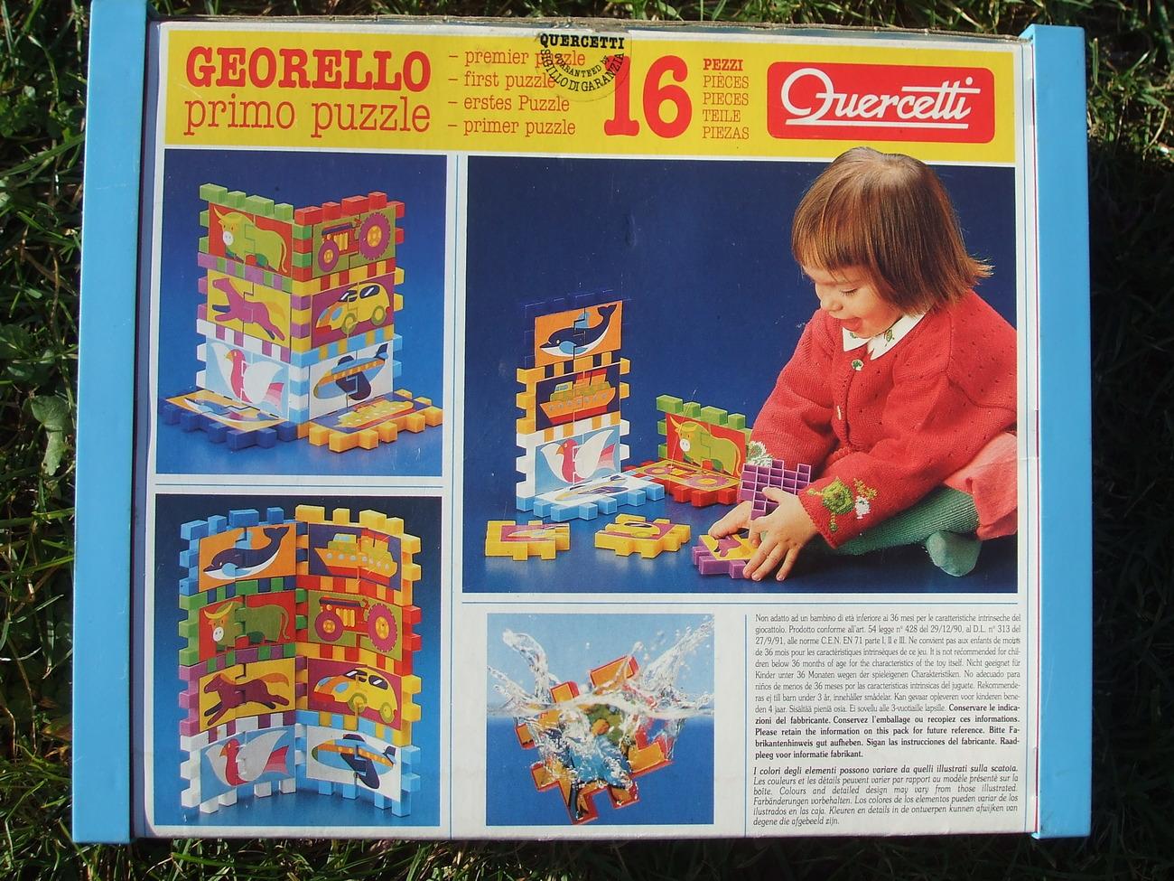 Puzzle childs