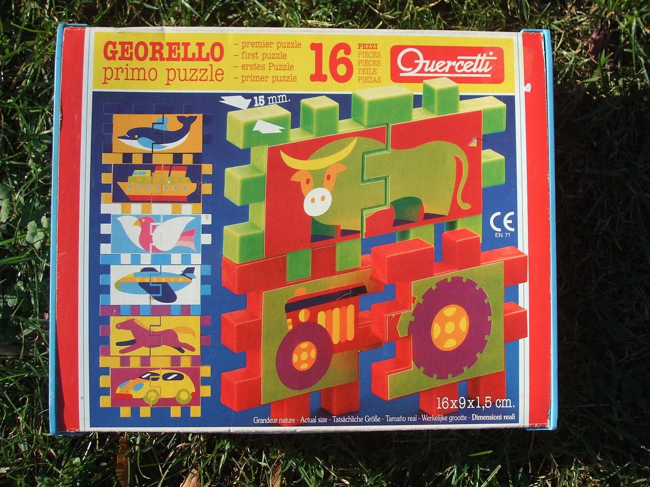 Puzzle Child's