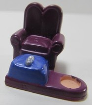 Disney Cinderella Chair Pink Translucent Cinder... - $5.00