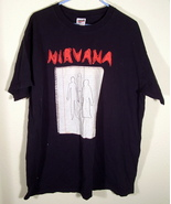 Vintage Nirvana T-Shirt Men's XL - $8.59